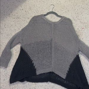 Tops - 2 toned sweater